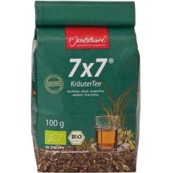 7x7 AlcaPlantes Tisane Bio 100g