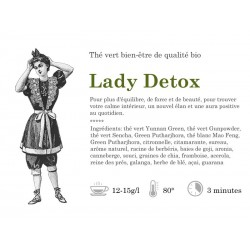 Lady Detox 100g