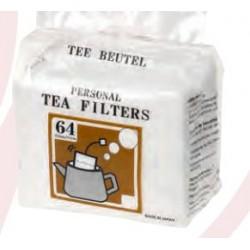 Sachets-filtre à thé