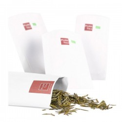 "Echantillons Thé Vert Bio Chine ""Pure Tea"""