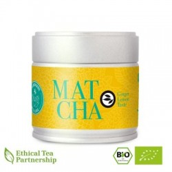 Matcha Ginger Lemon Bio 30g