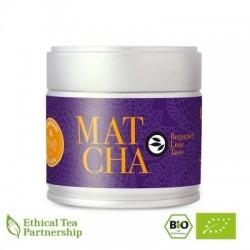 Matcha Bergamot Lemon Bio 30g