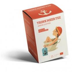 Trink Meer Tee - Anker lichten - Grüner Tee BIO