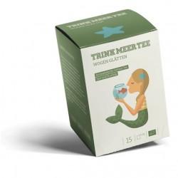 Trink Meer Tee - Wogen glätten - Grüner Tee mit Mango BIO