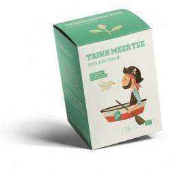 Trink Meer Tee - Frischer Friese - Kräutertee mit Pfefferminze BIO
