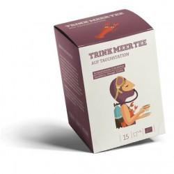 Auf Tauchstation - Früchtetee mit Sanddorn, Orange, Quitte BIO - Trink Meer Tee