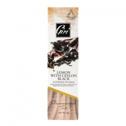 Ceylon Black Lemon 20 sachets
