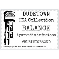 Dudetown BALANCE Collection