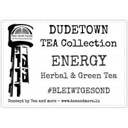 Dudetown ENERGY Collection