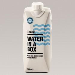 Thalus - Water in a Box - Brique 500ml