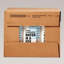 Thalus - Water in a Box - Carton 12x500ml