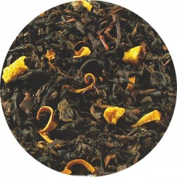 Steelwork Orange 100g (Oolong aromatisé)