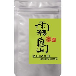 Matcha Miumori Kirishima Bio 50g
