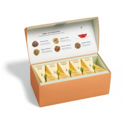 Tea Forté Herbal - Coffret...