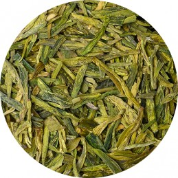 Long Jing - Puits du Dragon...