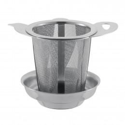 Filtre à thé inox en forme...