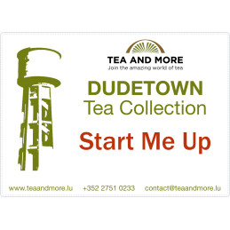 START ME UP - Dudetown Tea...