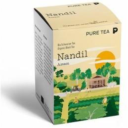 Nandil - Thé Noir Assam Bio