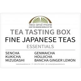 Tea Tasting - Japan Essentials